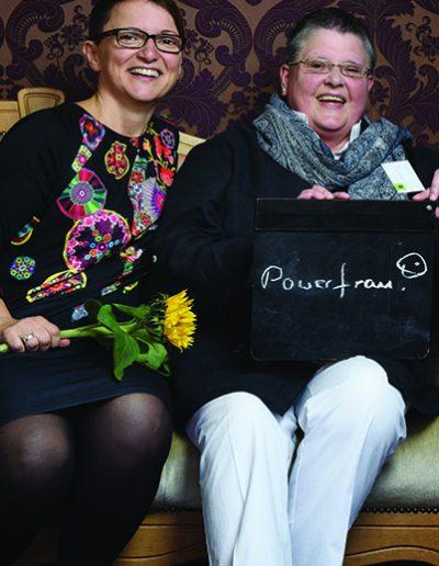 Lena C. Sarikaya Powerfrau Kundenstimme