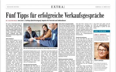 Badische Zeitung am 13. März 2021
